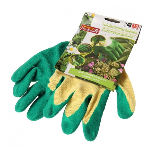 Tuinhandschoenen latex