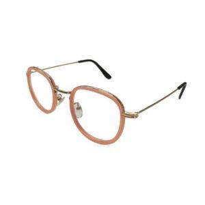 Bril zonder sterkte cat-eye roze