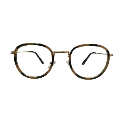 Bril zonder sterkte bruin Orange85