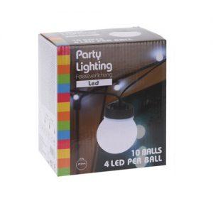 Feestverlichting LED buiten