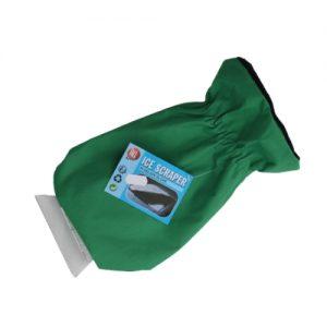 IJskrabber luxe groen 5 stuks