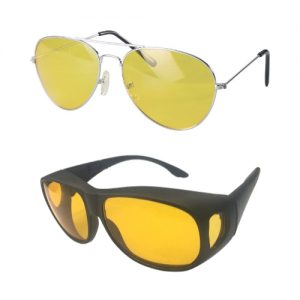 Nachtbril 2 varianten