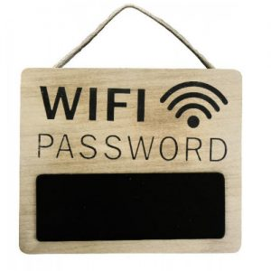 bord wifi password
