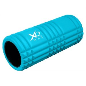 Foam roller massage blauw