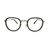 bril zonder sterkte cat eye zwart Orange85