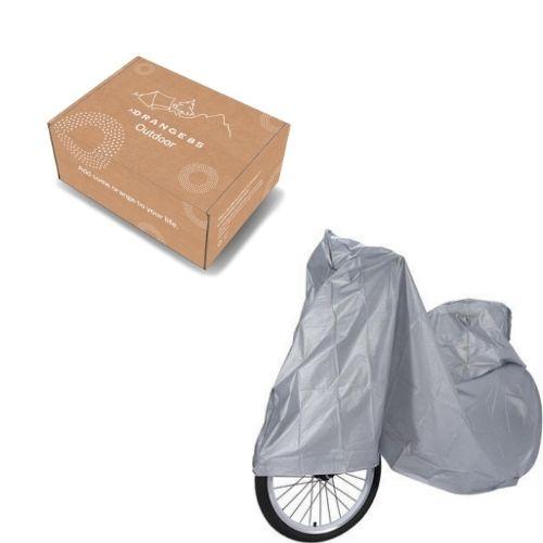 Orange85 Fietshoes Bescherming Waterdicht voor 1 fiets