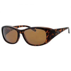 Overzetzonnebril dames tijger