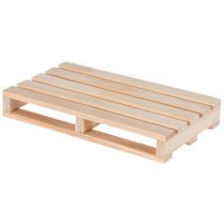 Serveerplank hout 2 stuks