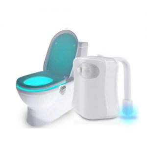 Toilet lamp LED