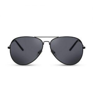 Piloten zonnebril zwart