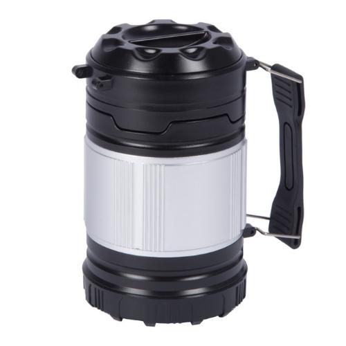Camping lamp batterij