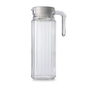 Glazen kan 1 liter