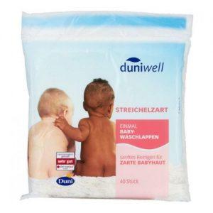 Baby wegwerp washandjes