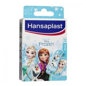 Frozen pleisters
