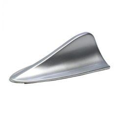 Antenne auto haaienvin zilver