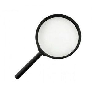 Vergrootglas 90 mm