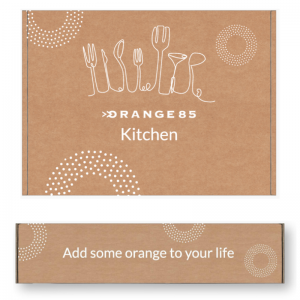 Orange85 bakkwast klassiek 2 stuks