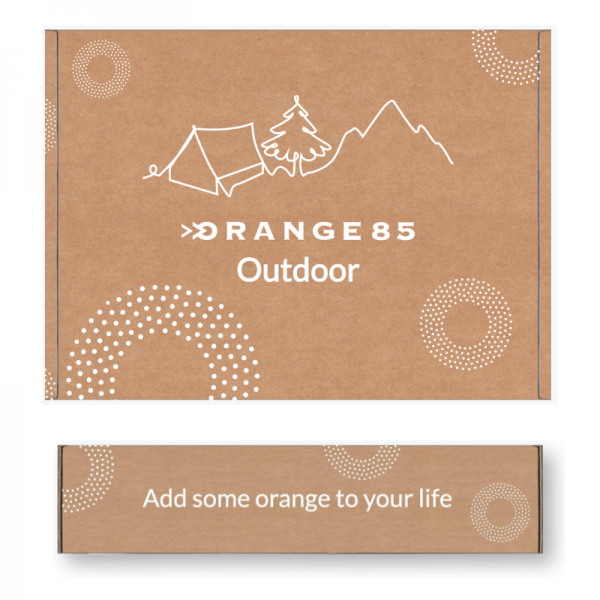 Orange85 Stoepkrijt kleur 24 stuks