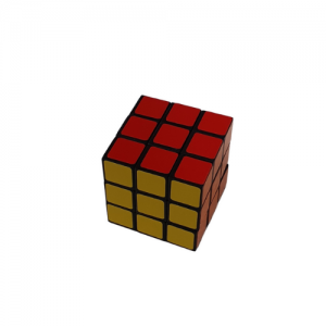 Orange85 Rubiks kubus 5cm