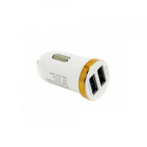 USB oplader auto 2 stuks
