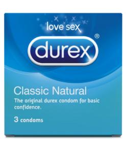Durex Condooms 3 stuks
