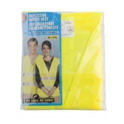 All Ride Veiligheidsvest geel (1)
