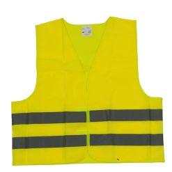 All Ride Veiligheidsvest geel