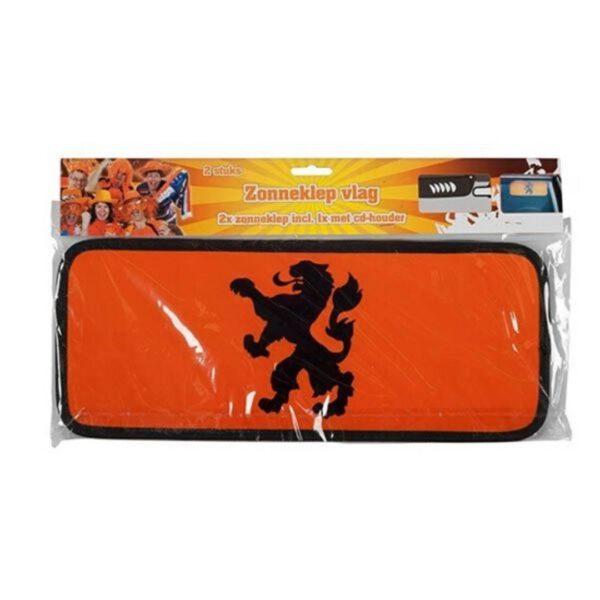 Orange85 Zonneklepvlag Nederland Oranje