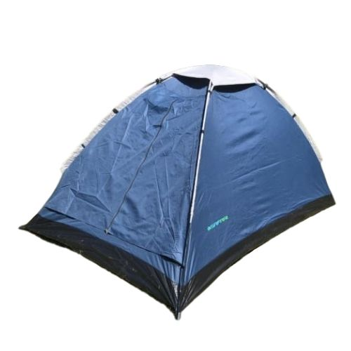 Tent 1 persoons blauw