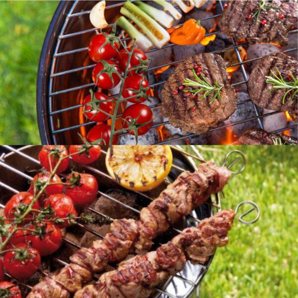 barbecue sfeer