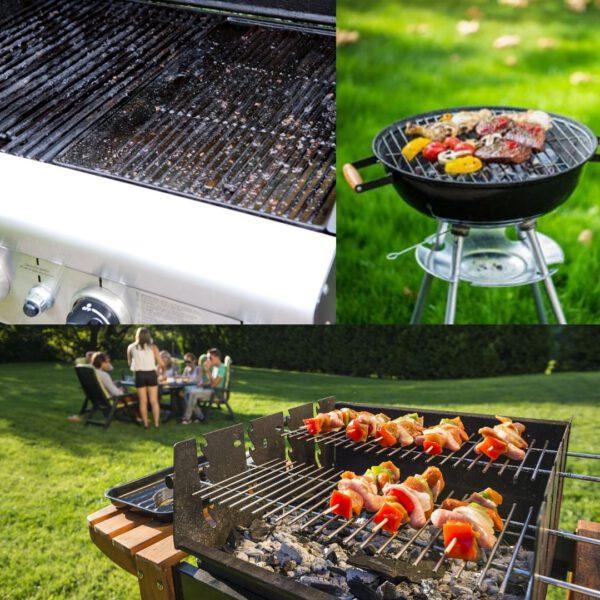 grill brush sfeer