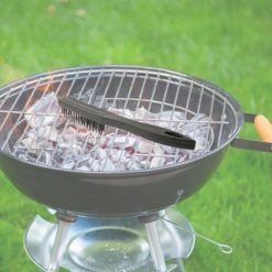 Orange85 Barbecue Schoonmaak Staalborstel Zwart