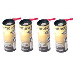 Orange85 Anti insecten en vliegen spray 4 stuks