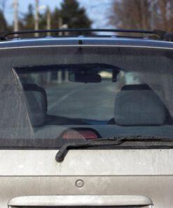 Orange85 Auto zonnescherm zilver 100x50 cm