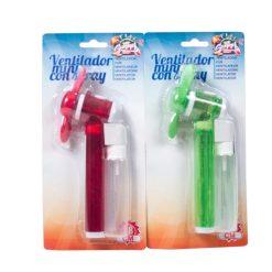 Orange85 Mini Ventilator met Waterspray extra afb