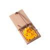Orange85 Muizenval Hout met Kunst kaas