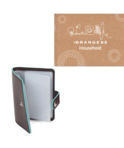 Orange85 Pasjeshouder Kaarthouder voor 16 pasjes extra afb + doos (1)