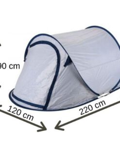 Redcliffs pop-up tent 1 persoons afmetingen (1)