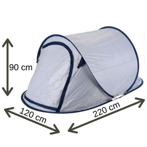 Redcliffs pop-up tent 1 persoons afmetingen (1)