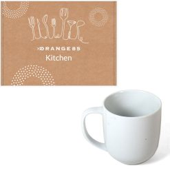 koffiemok en doos