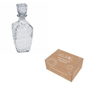liqueur fles en doos