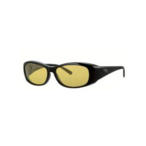 revex overzet nachtbril zwart