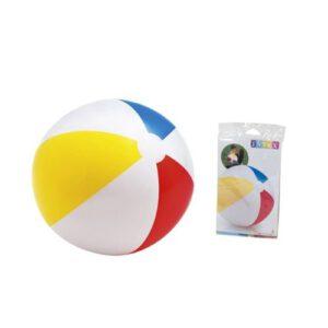 Intex Strandbal 50 cm opblaasbaar beide