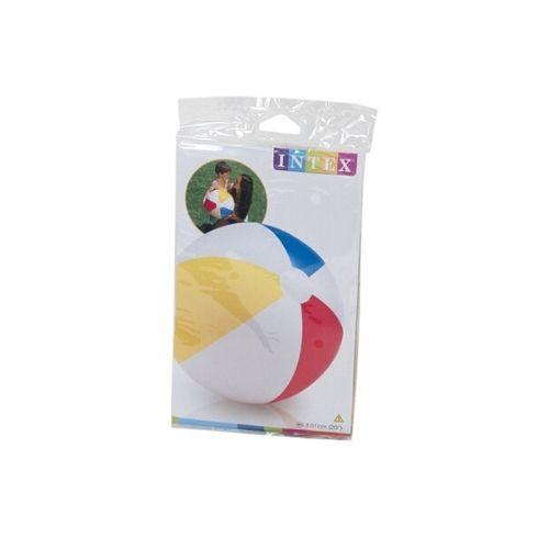 Intex Strandbal 50 cm opblaasbaar verpakking