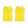 Orange85 Huishoudhandschoenen rubber maat small 2 paar