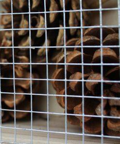 Orange85 Insectenhotel hout met metalen dak hout (3)