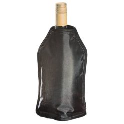 Orange85 Koelelement fles wijn en drank zwart