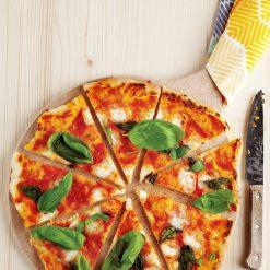 Pizzasteen sfeer