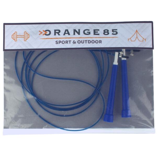 Orange85 Springtouw Verstelbaar voor Volwassene Crossfit Blauw