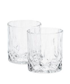 Orange85 Whiskey set 4 glazen met karaf glazen